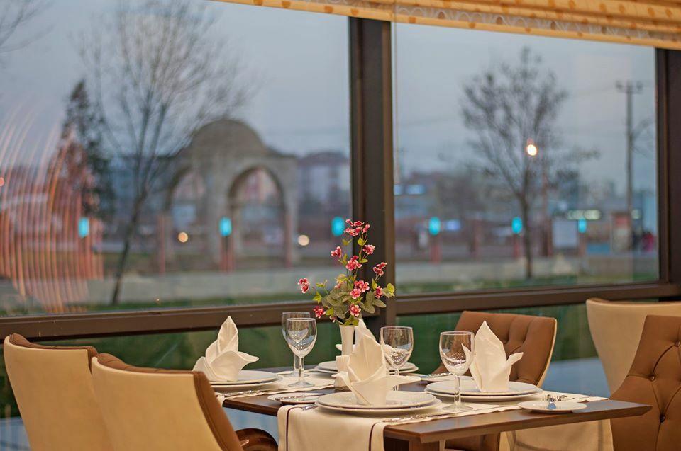 Green Restaurant Margi Hotel Edirne