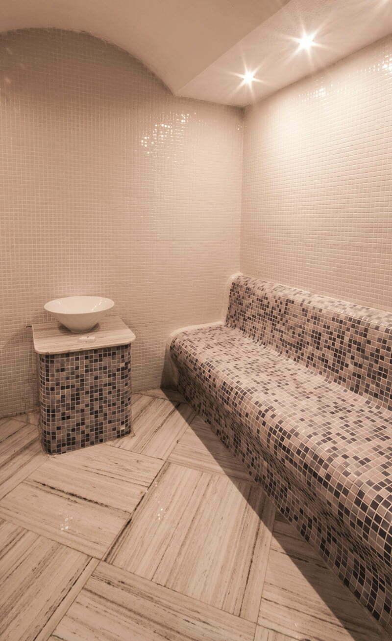 Buhar Odası Margi Hotel Edirne