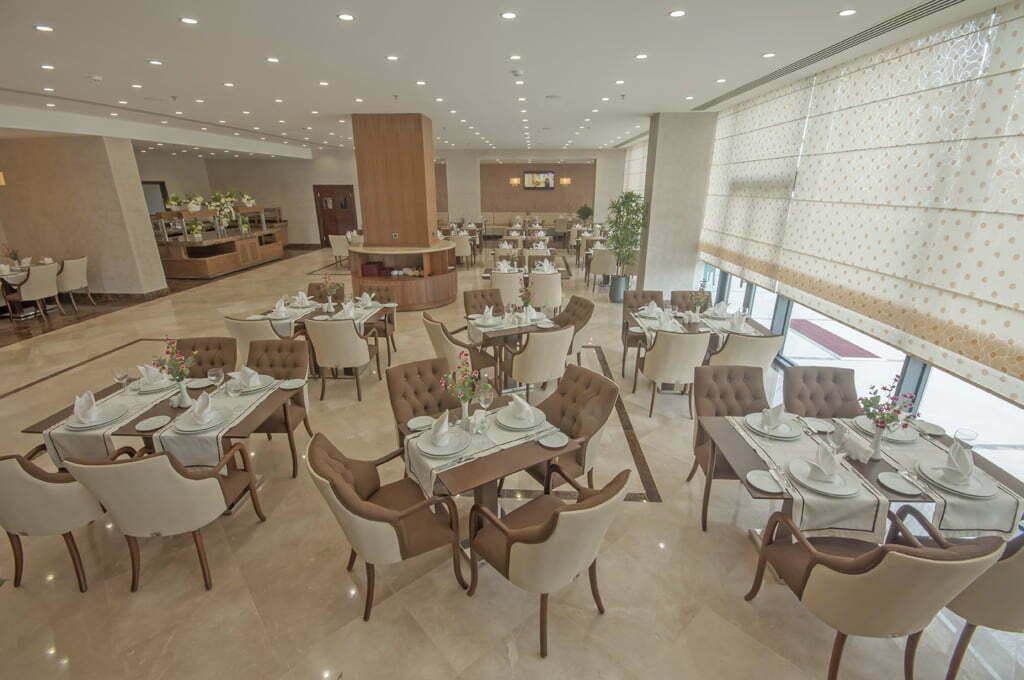 Greent Restaurant Margi Hotel Edirne