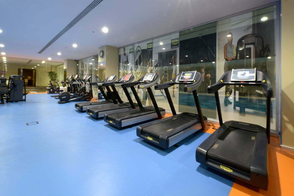 Spor Salonu Margi Hotel Edirne