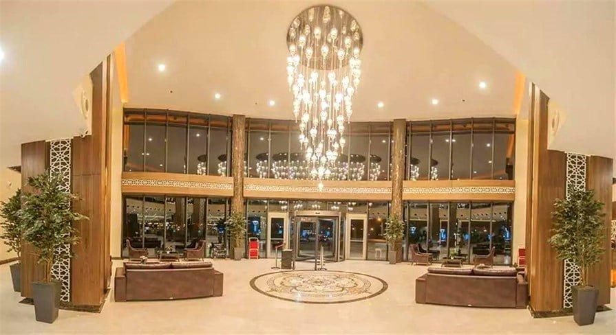 Lobi Margi Hotel Edirne